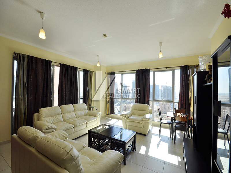1 BED AVAILABLE IN BURJ RESIDENCE 8