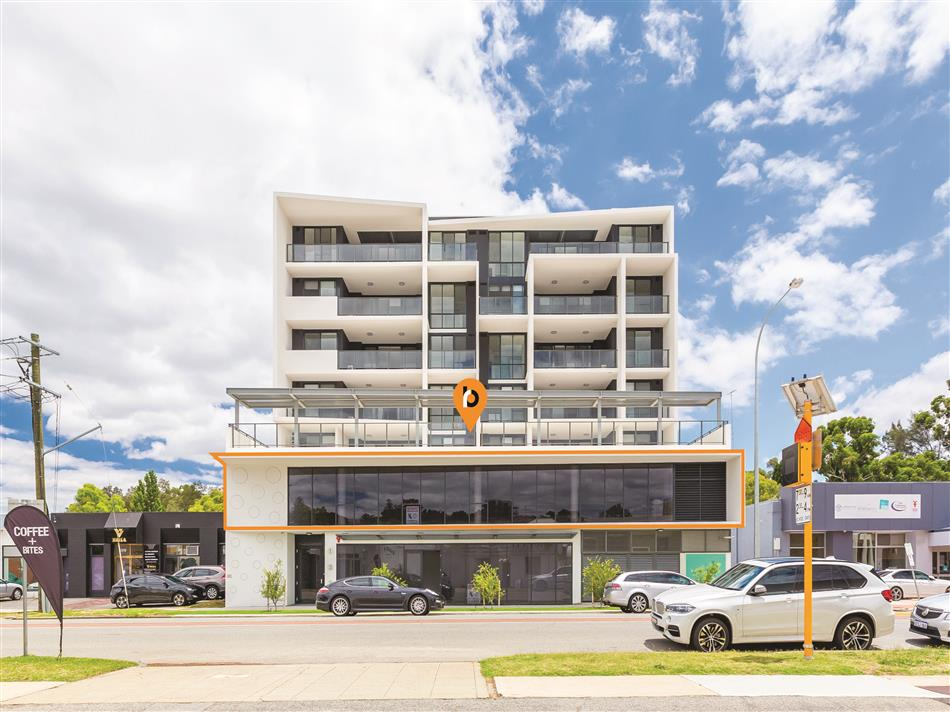 Brand New Burswood Commercial Suite