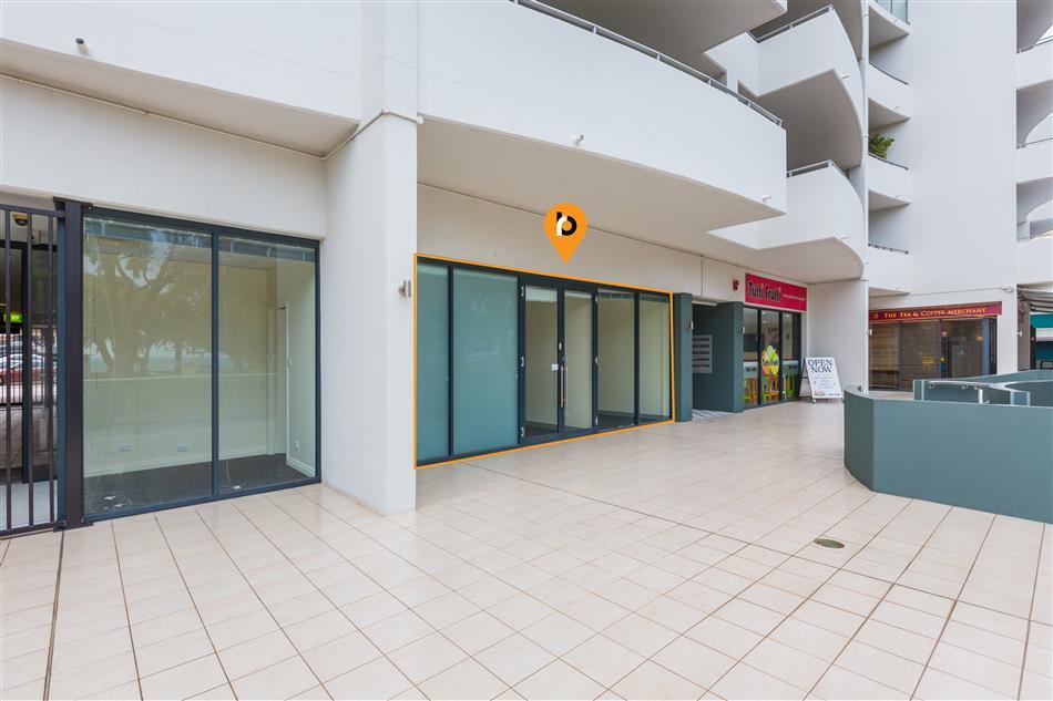 Ground floor waterfront office