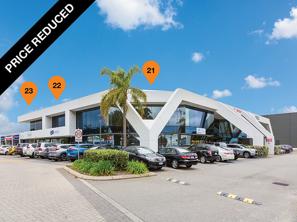 Professional Offices – Well Known Balcatta Location