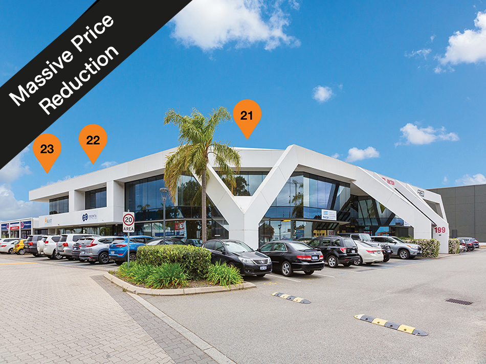 Professional Balcatta Offices – Incredible New Prices!