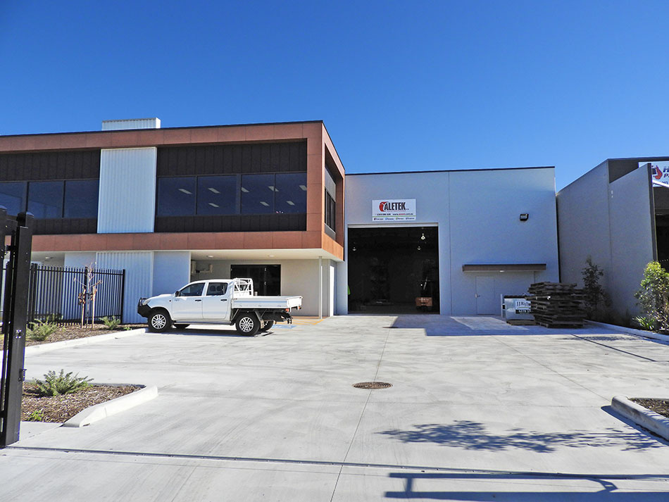 Leased Investment – New 865sqm* Office/Warehosue Unit