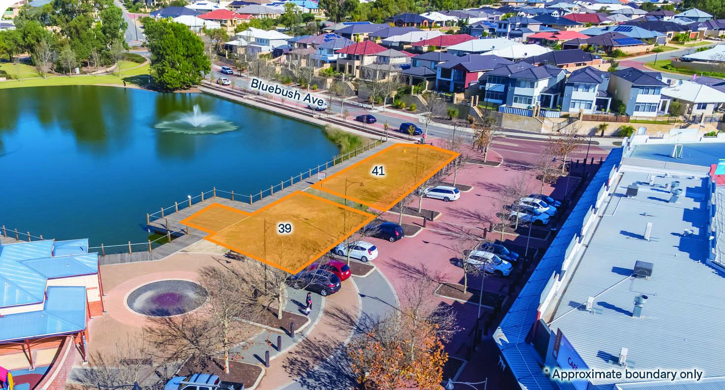 Unique Development Opportunity – Lakefront Position