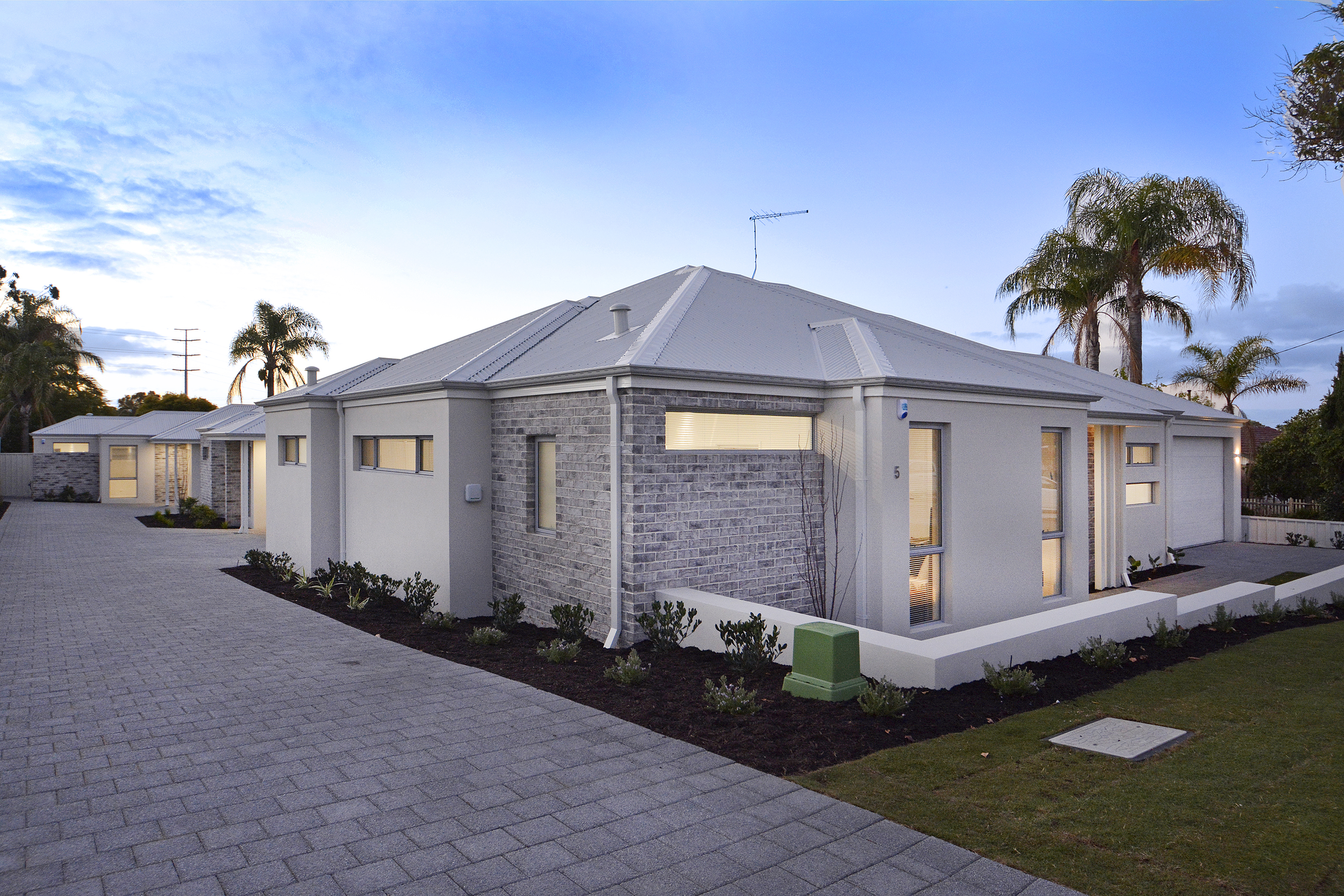 Brand New Villas  With Two Living Areas