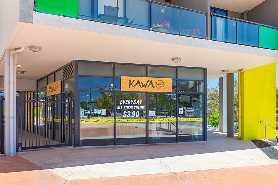 Boutique Retail Leased Investment