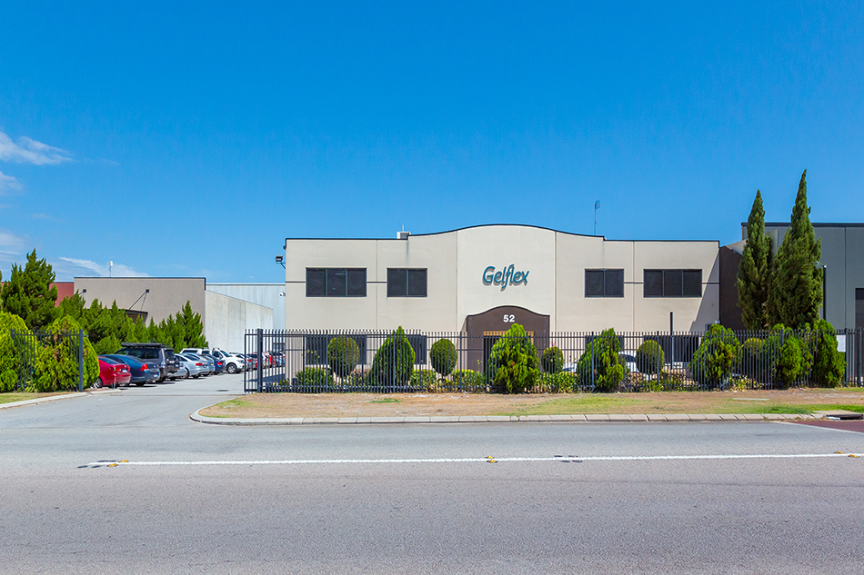 Securely Leased to Gelflex – Major Impressive Tenant Fit-out