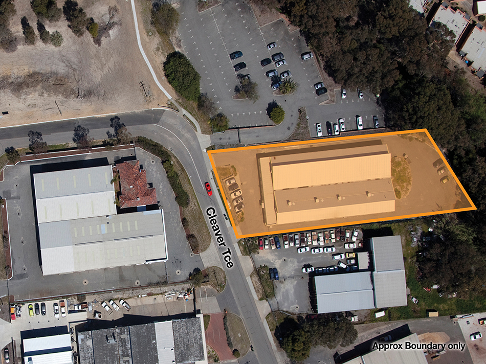 Office/Warehouse in Belmont – Incentives Available