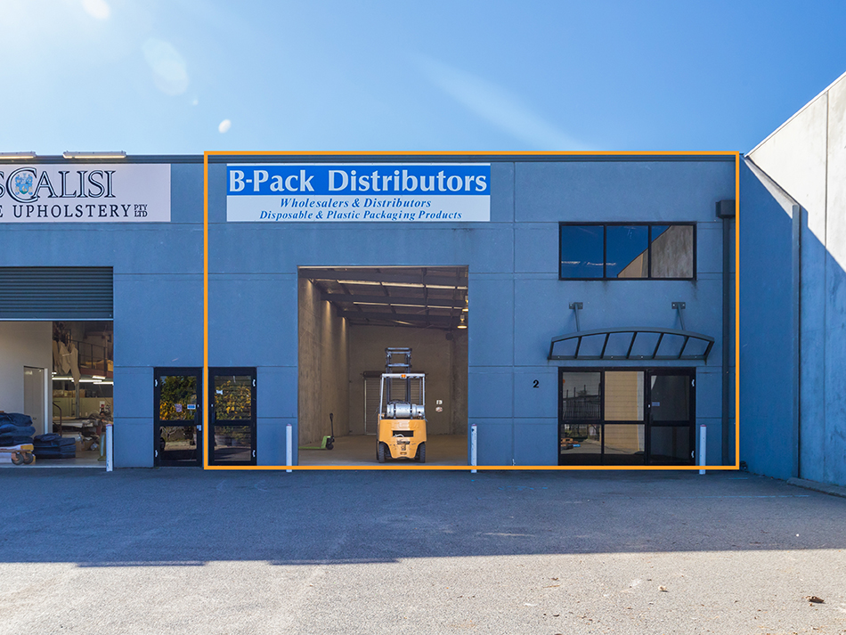 Owner Occupier Opportunity – 358sqm* Office/Warehouse + Rear Yard