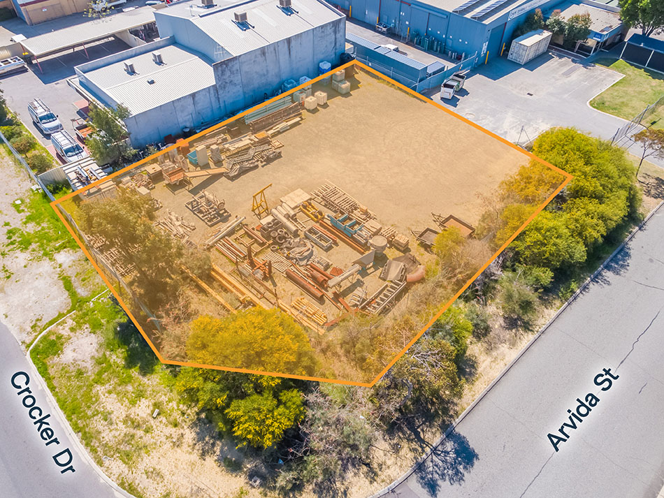 Vacant Land – 1,190sqm* Outstanding Crocker Dr Location