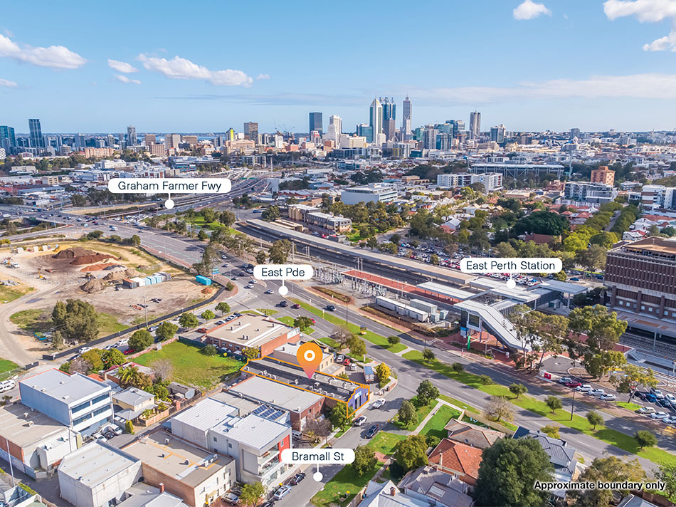 Rare Opportunity to Secure an  Inner City Warehouse