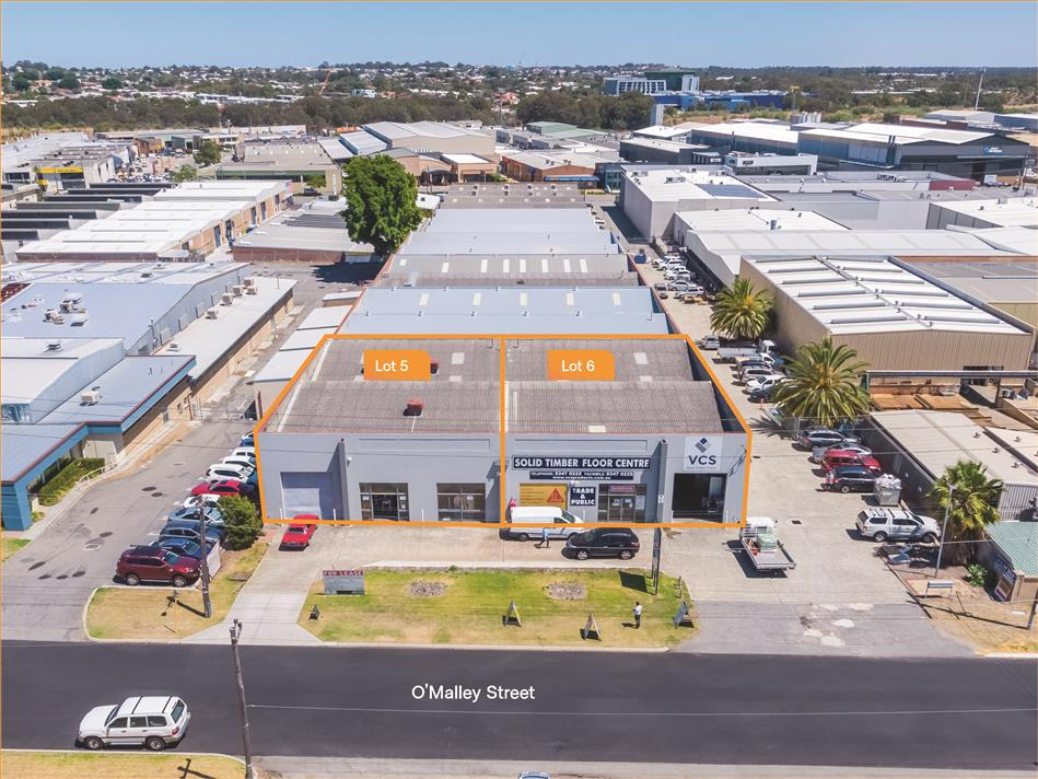 Osborne Park Office/Showroom/Warehouse Opportunity