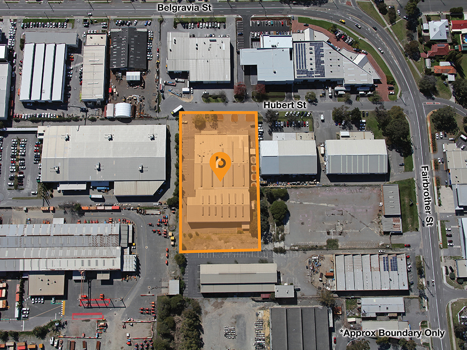 Opportunity for a Central Belmont Location