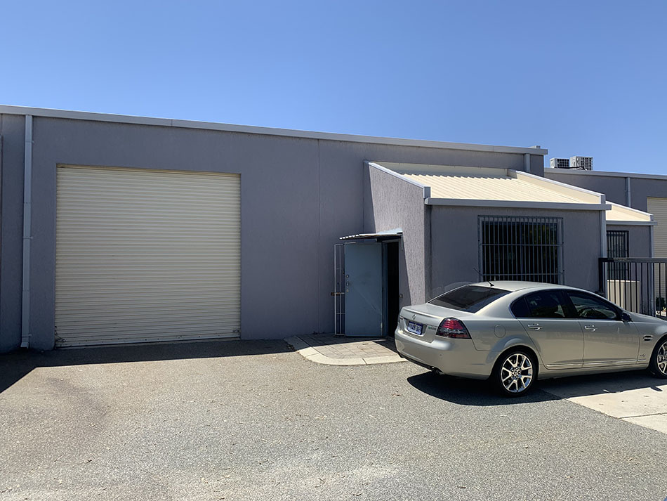 Well Presented Development – Rear Warehouse 245sqm* + 51sqm* Yard