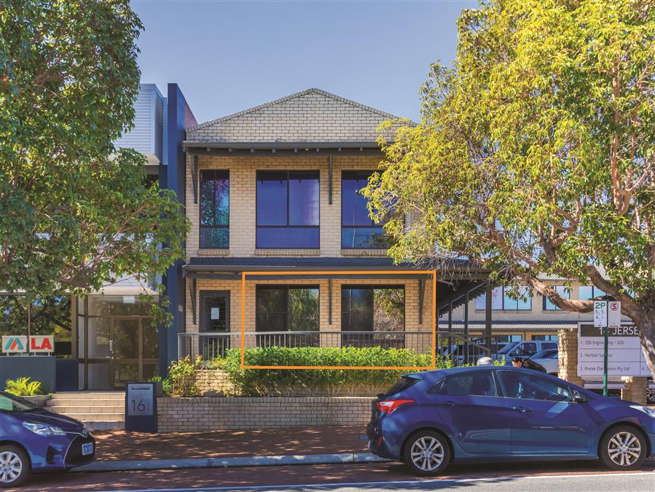Boutique Jolimont Office