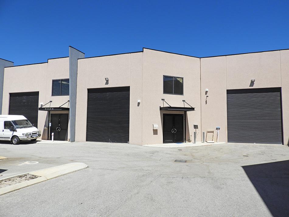 High Roof Warehouse – 154sqm*