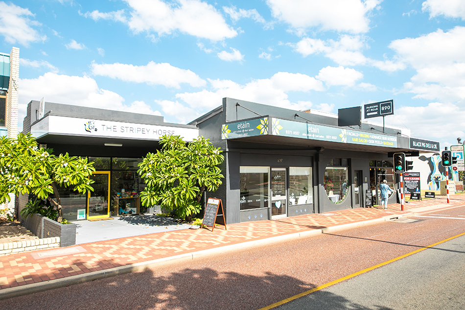 Fully Leased Neighbourhood Shops
