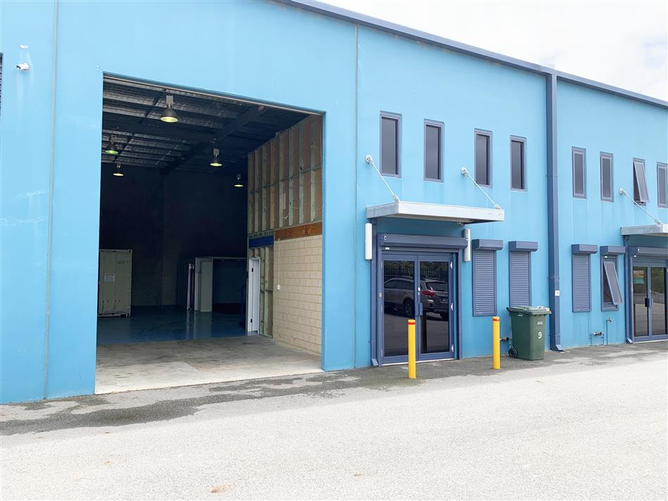 Outstanding Industrial Units