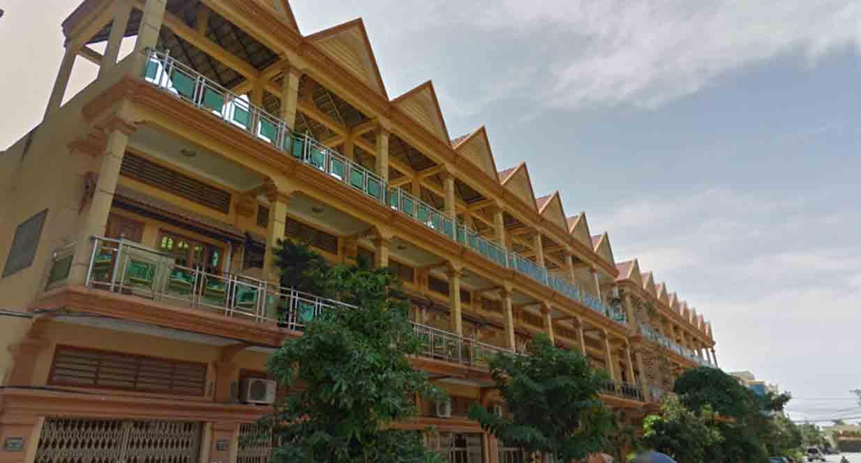 Borey Piphup Thmey Dei Huy Market