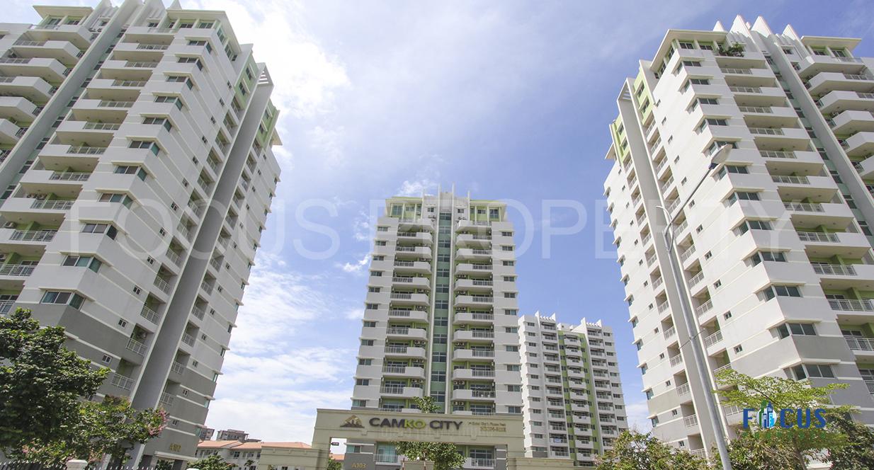 CAMKO CITY CONDO BUILDING A104 - TOUL SANGKE
