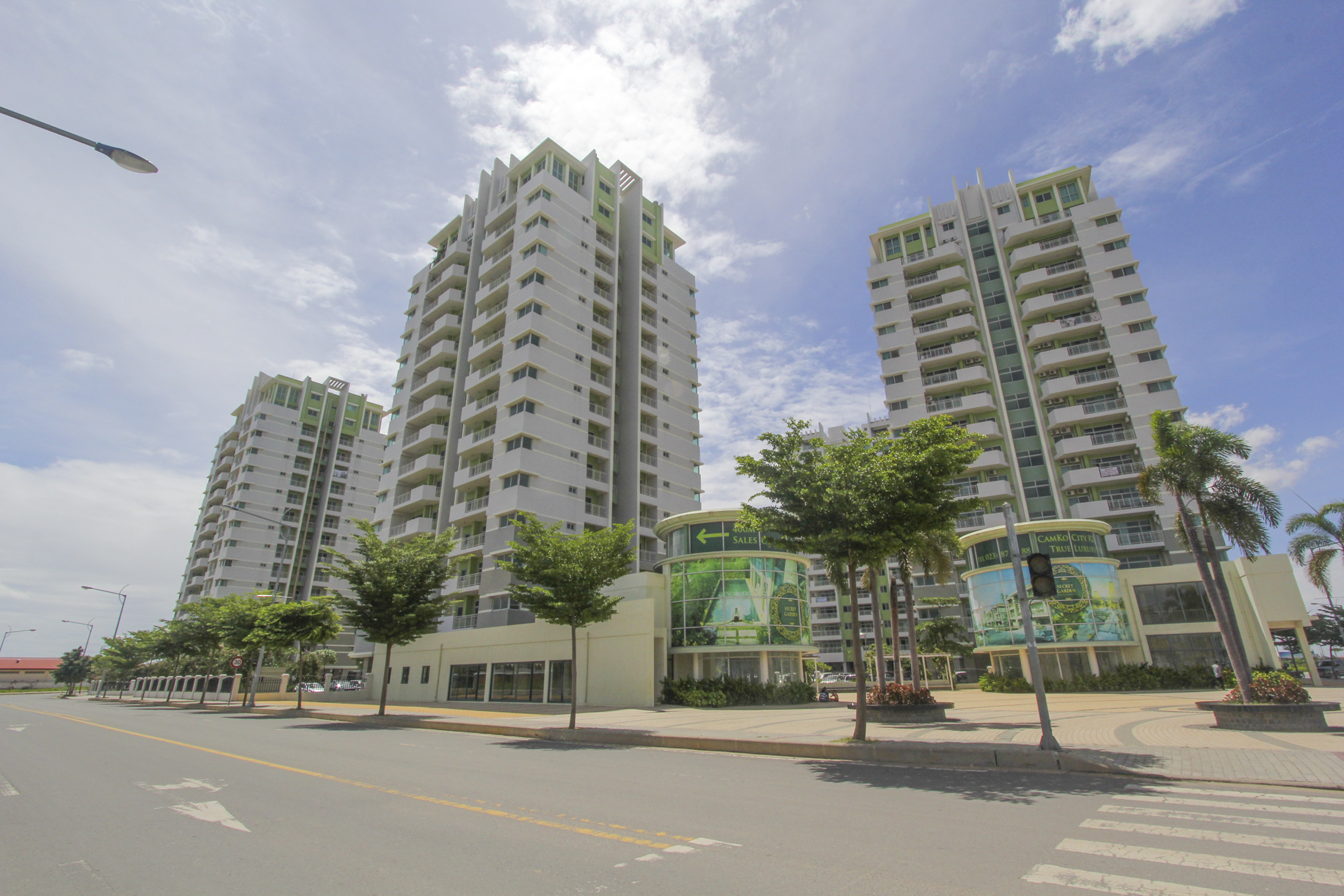 CAMKO CITY CONDOMINIUM BUILDING A101  - TOUL SANGKE