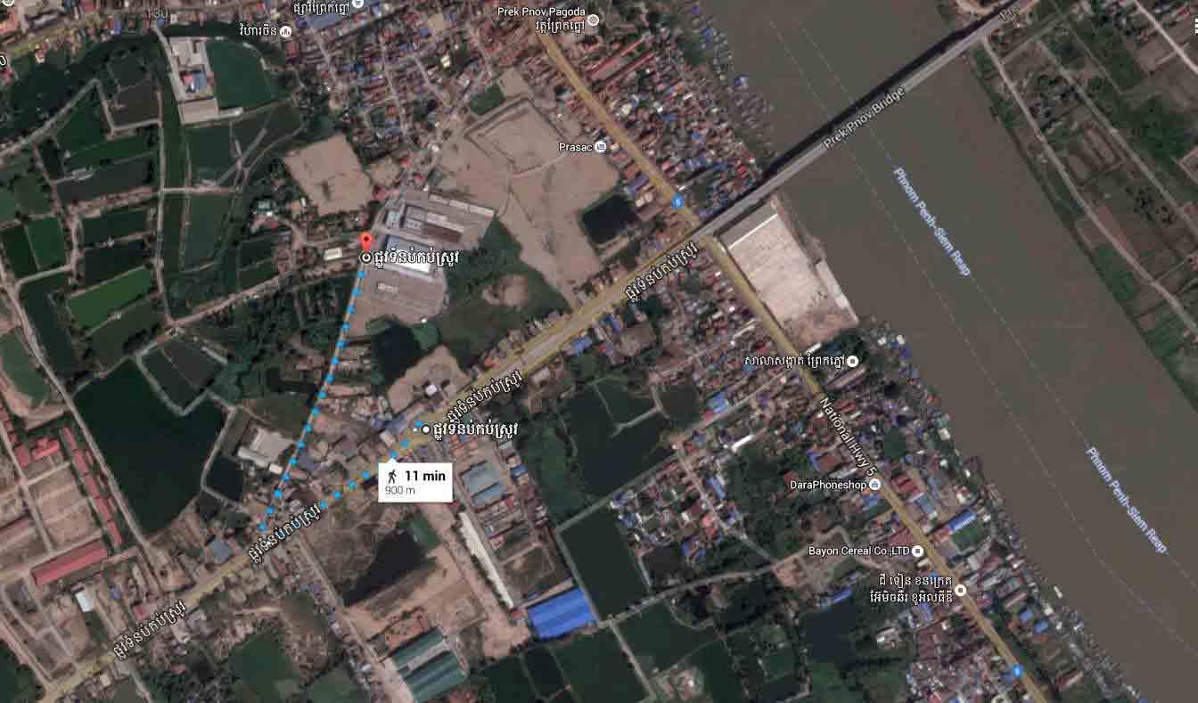 KAMPU BOREY - PRAEK PNOV, PHNOM PENH