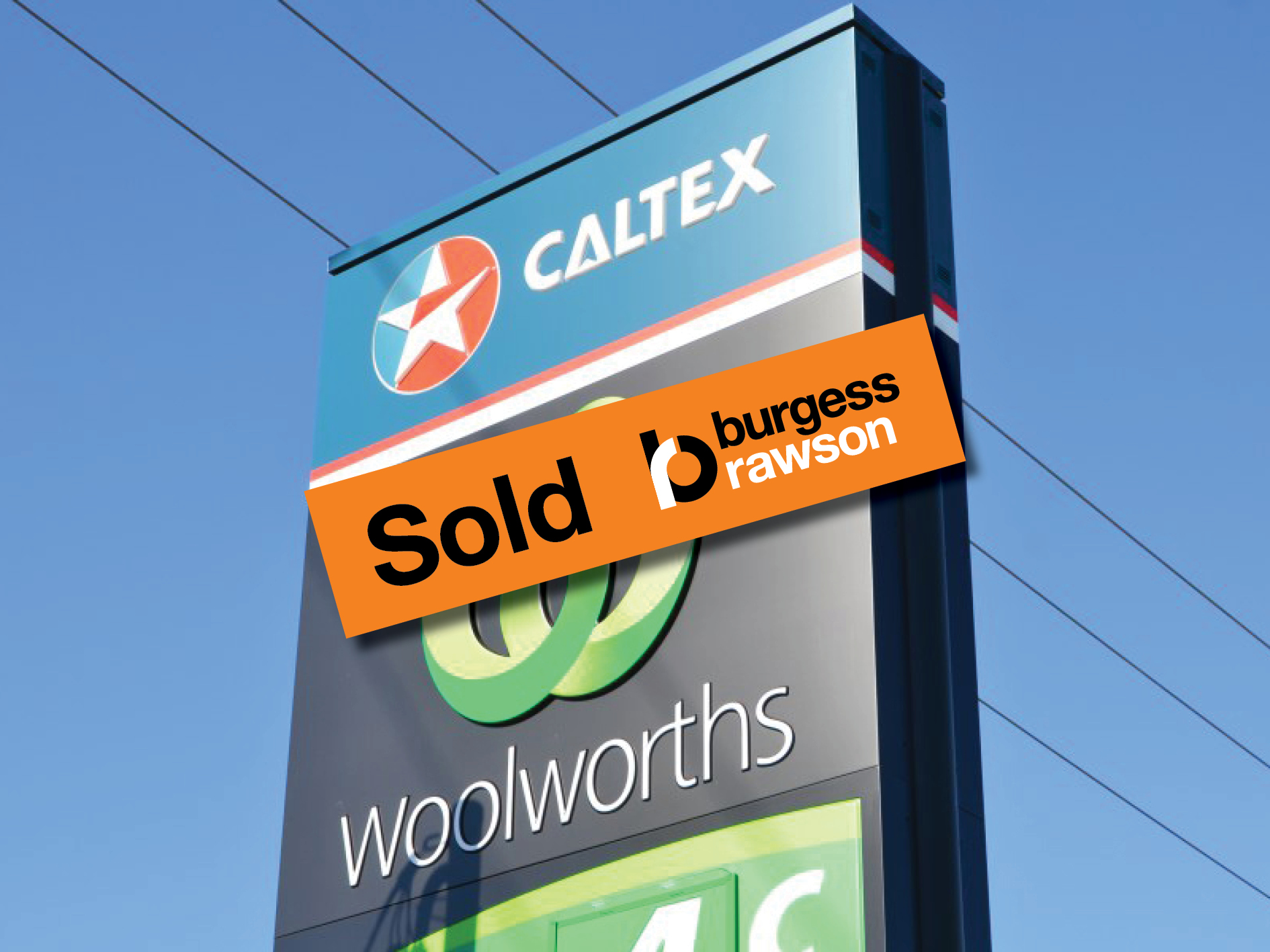 Secure 16 Year Lease to Woolworths Group Ltd   Burgess Rawson