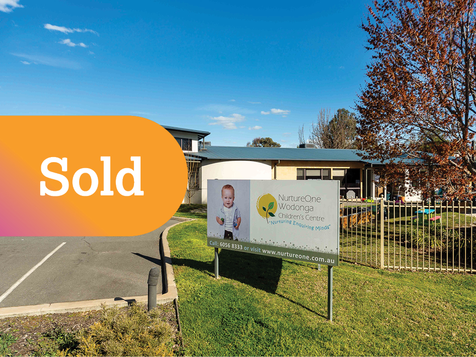 Dominant Childcare Investment with High Occupancy – Leased to National Tenant