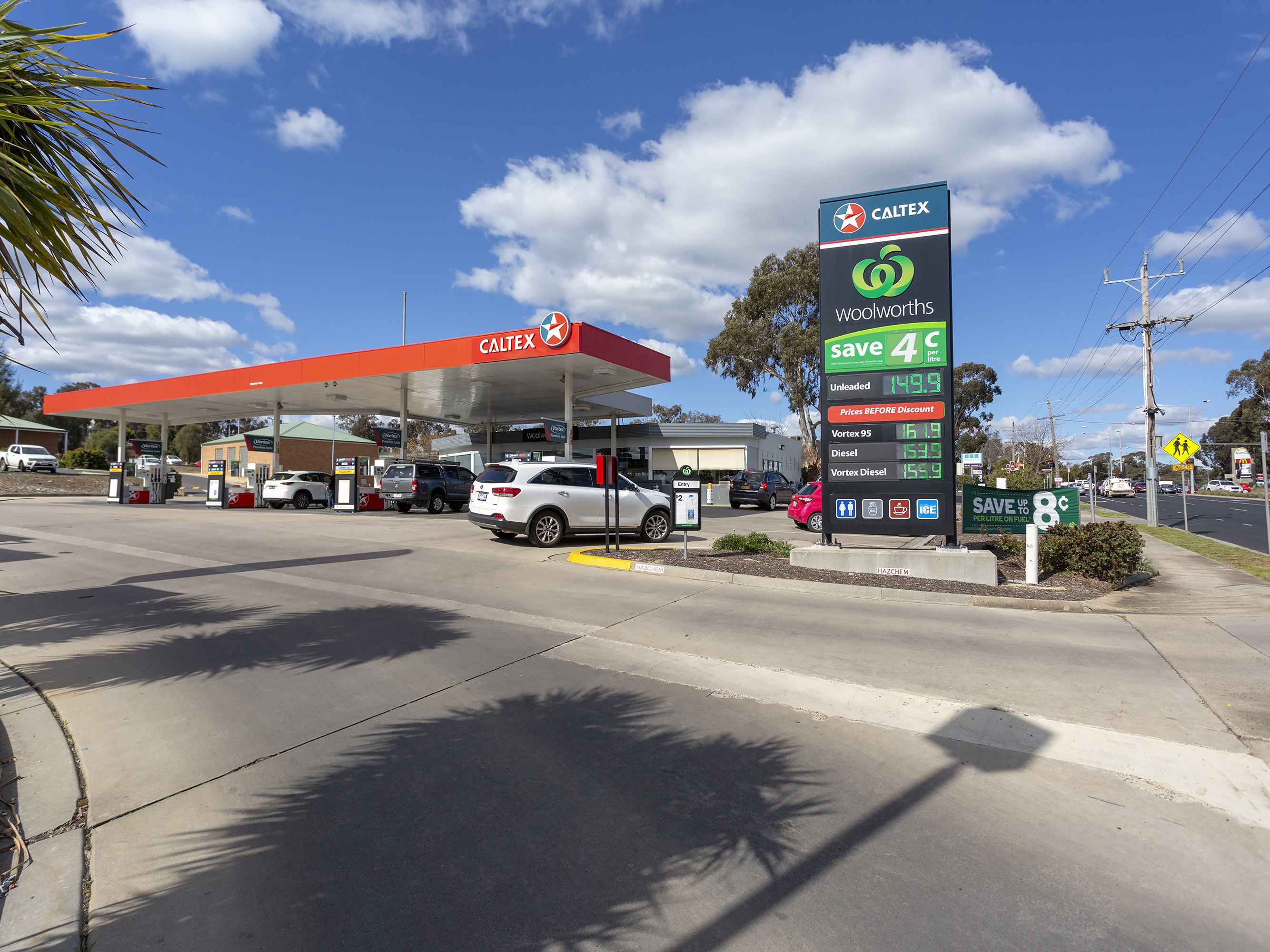 Strategic Bendigo Fuel Investment