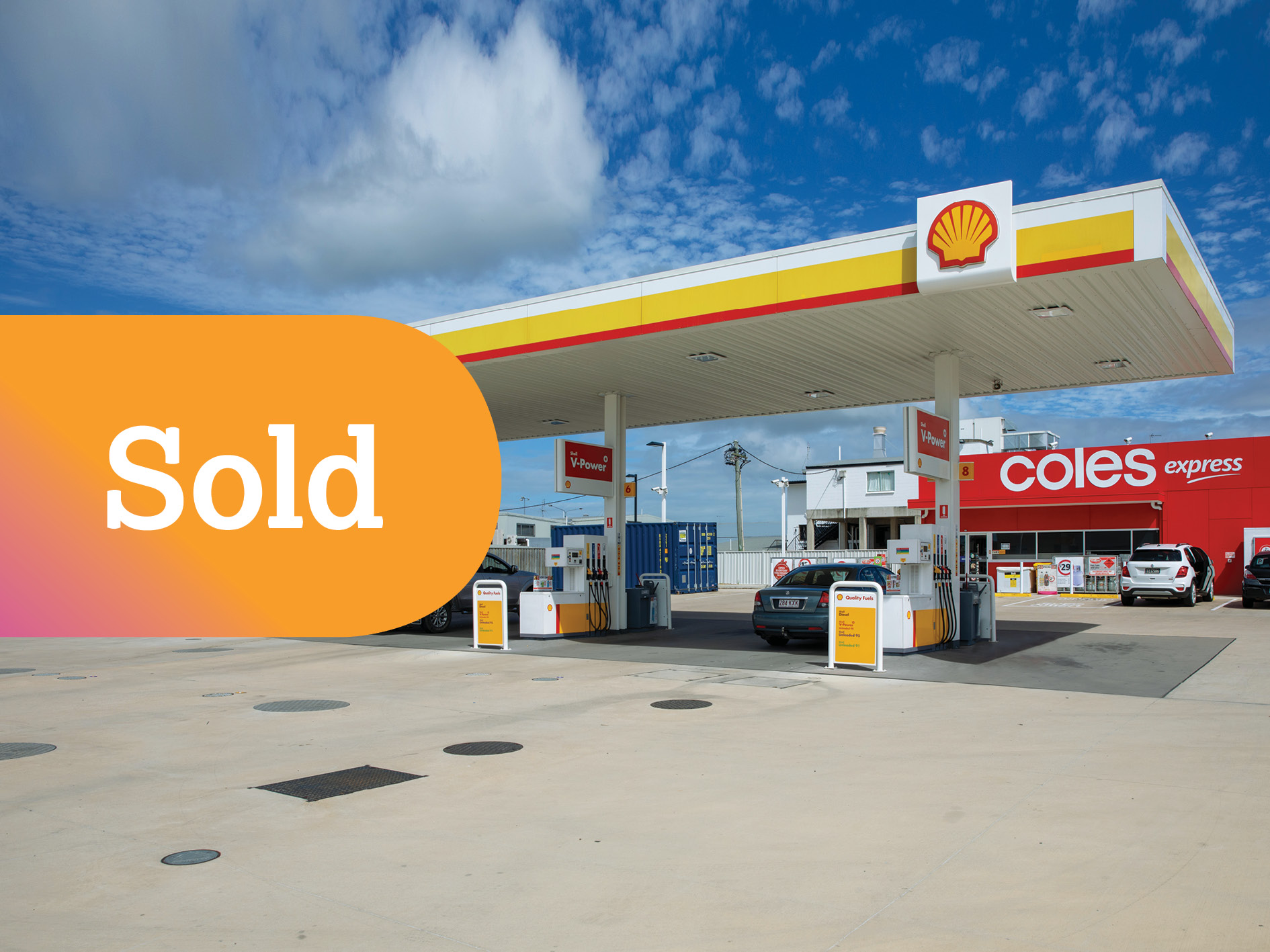 Coles Express Investment – Net Lease & Fixed Rent Increases
