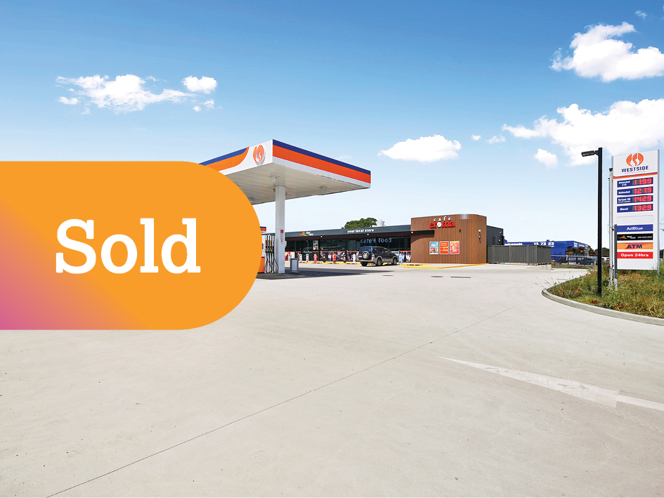 Brand New Development – Brand New 15 Year Lease To Westside Petroleum