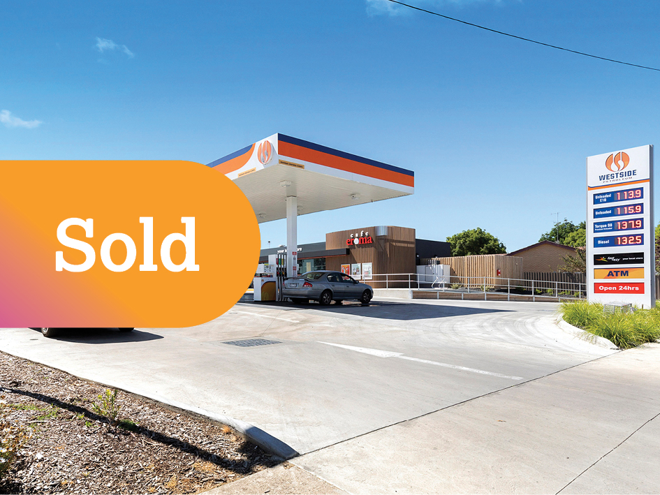 Brand New Fuel Investment – 15 Year Lease To Westside Petrol/Viva Energy