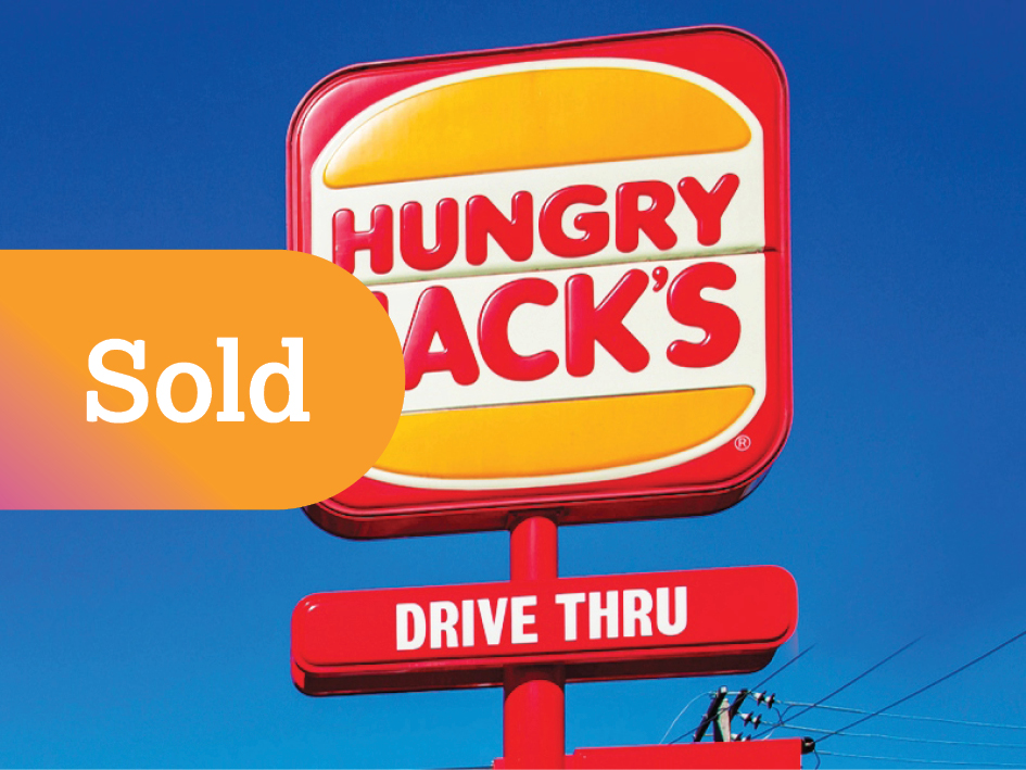 Rare Metro-Melbourne Hungry Jack's Freehold Investment