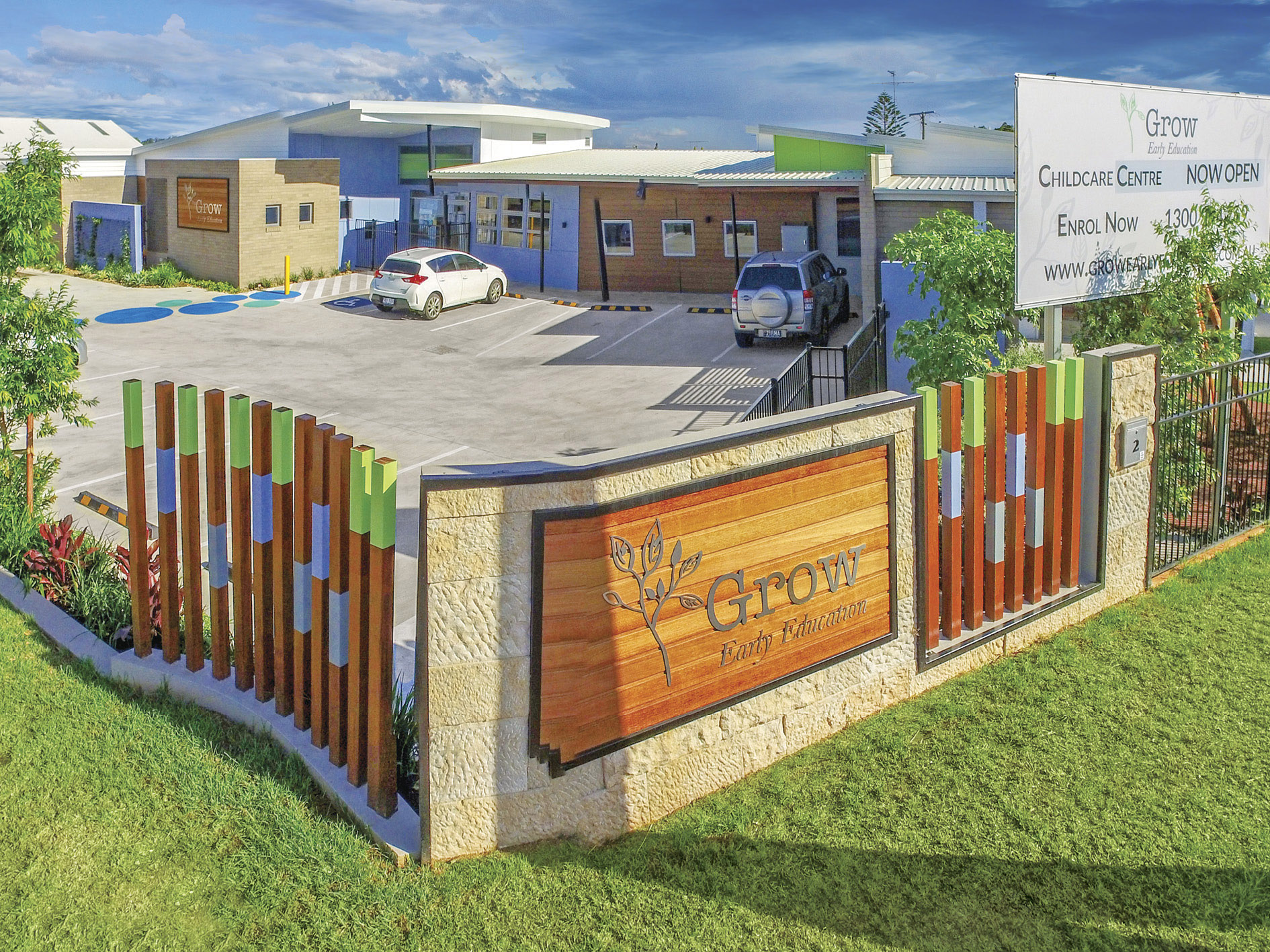 Impressive Childcare Investment – 15 Year Net Lease + Options to 2043