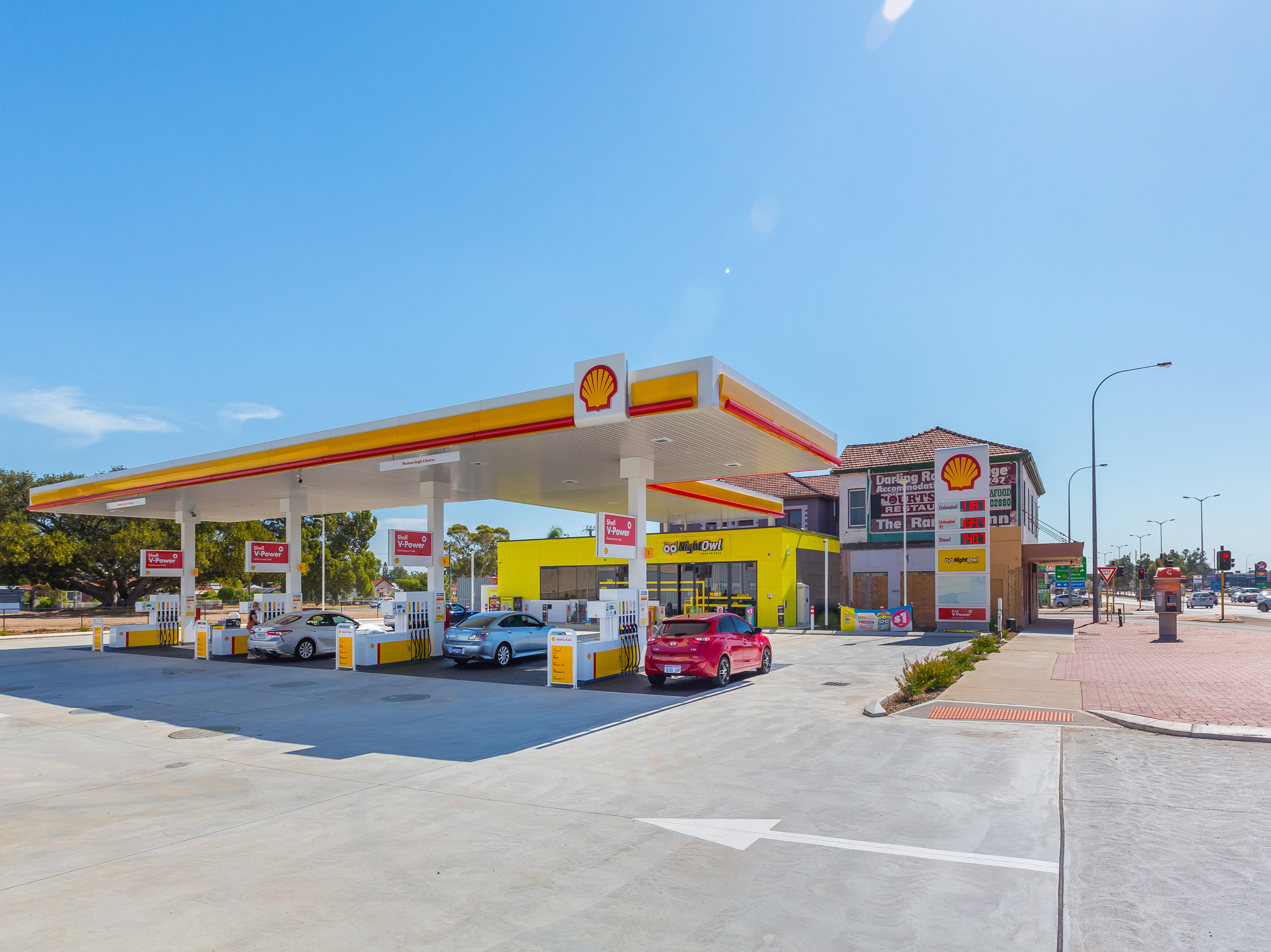New 15 Year Lease To Viva Energy – Australia's Largest Fuel Retailer
