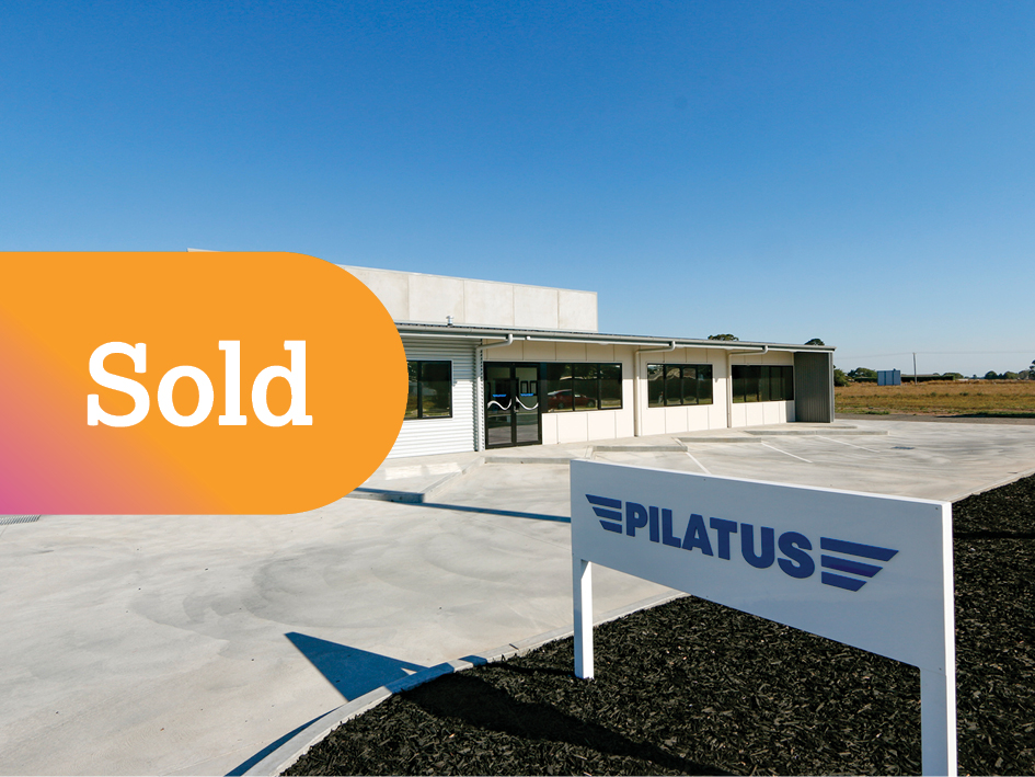 New Lease to Pilatus Aircraft Ltd – Underpinned by Australian Defence Force Contract