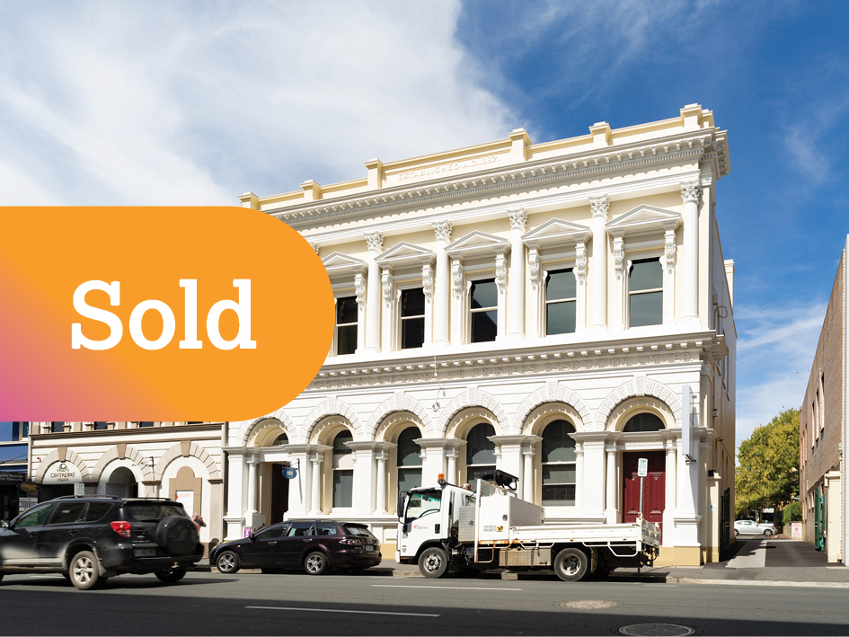Immaculate Trophy CBD Building – Leased to Federal Govt Body and International Services Giant