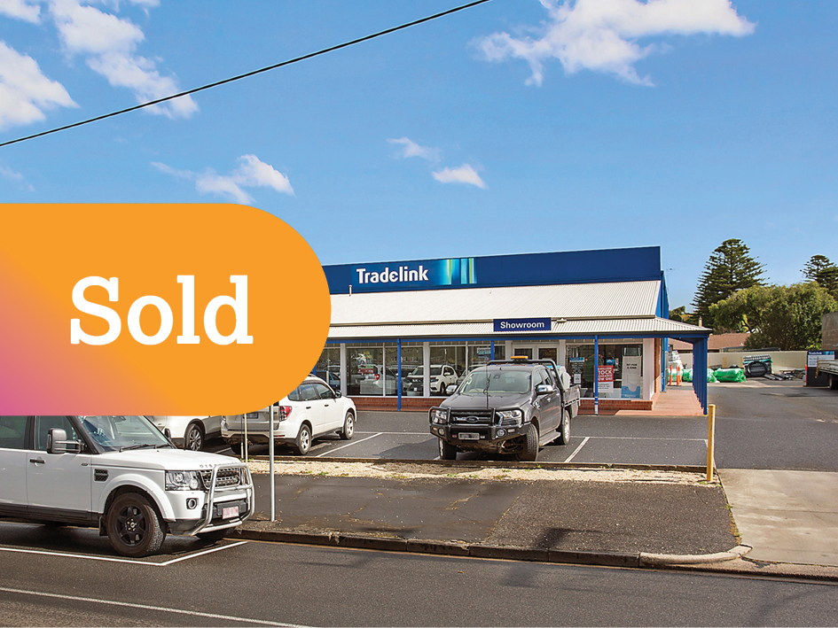 Secure 5 Year Lease to ASX Listed Tradelink