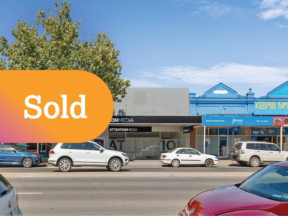 Two Level Government Anchored CBD Freehold
