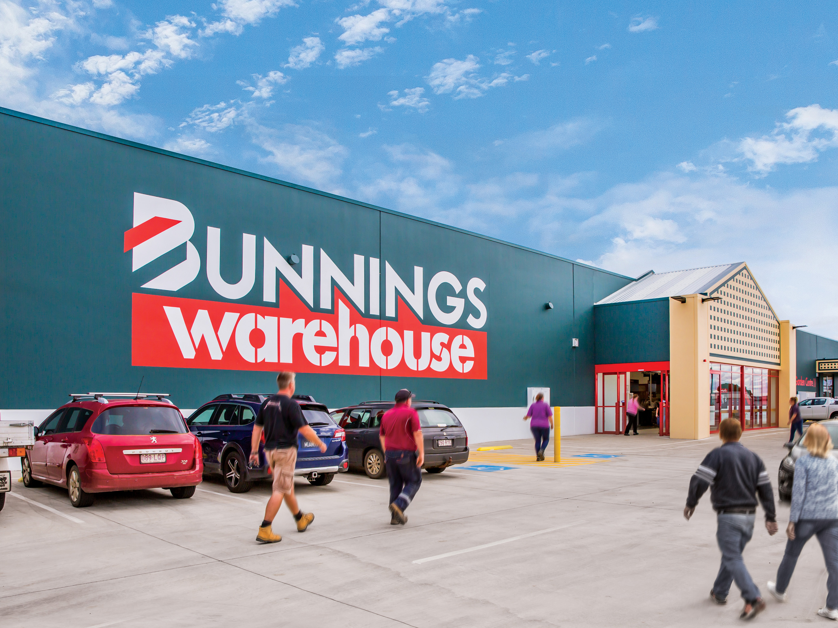 New Bunnings Warehouse Freehold Investment