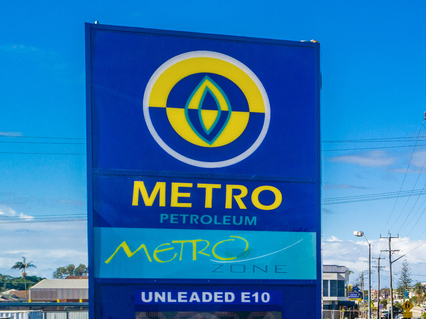 Brand New Metro Service Station Opening Mid-June 2019