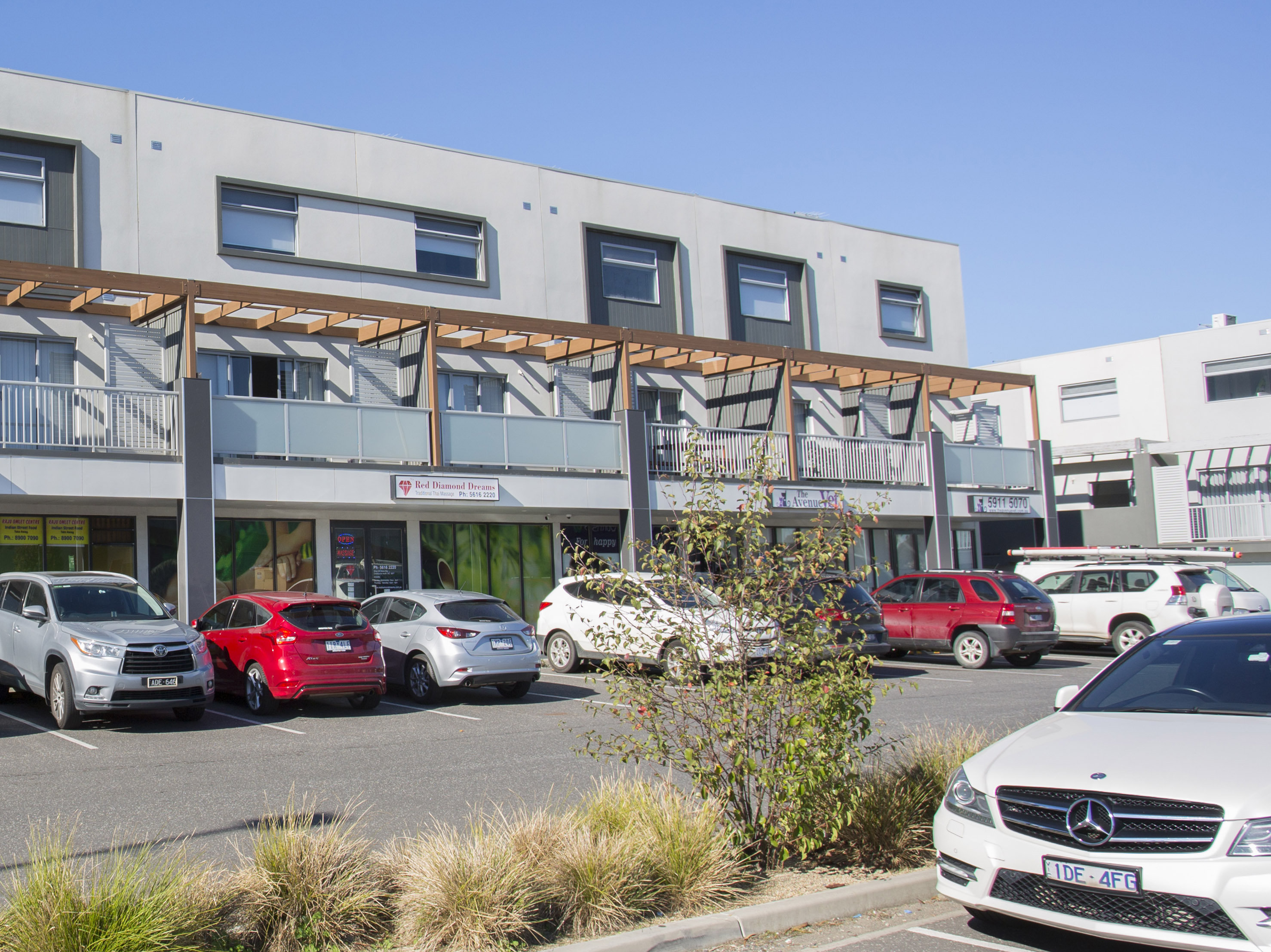 Modern Entry Level Commercial Investment Position Perfect Opposite Woolworths