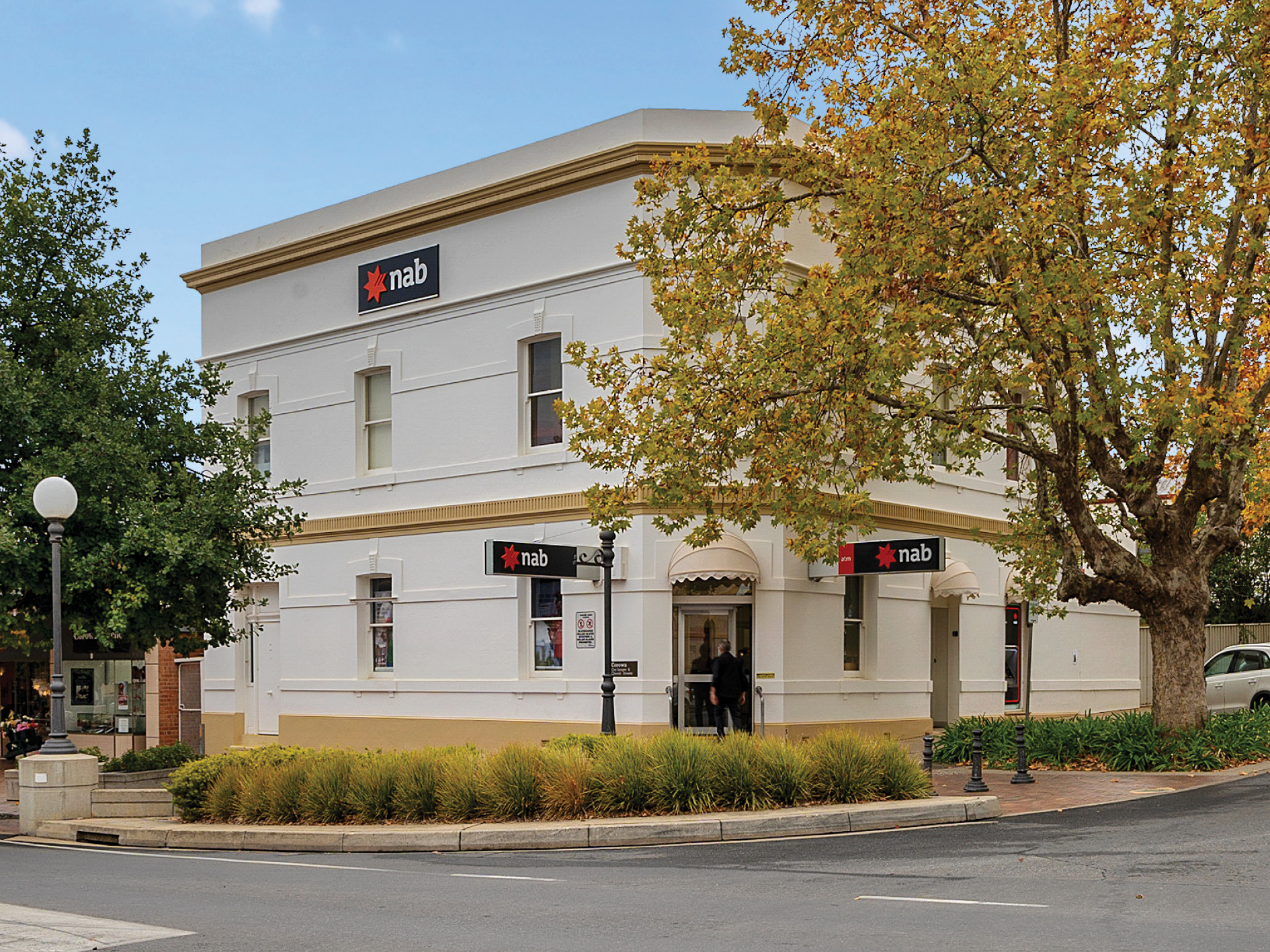 Fully Leased Freehold, Anchored by NAB