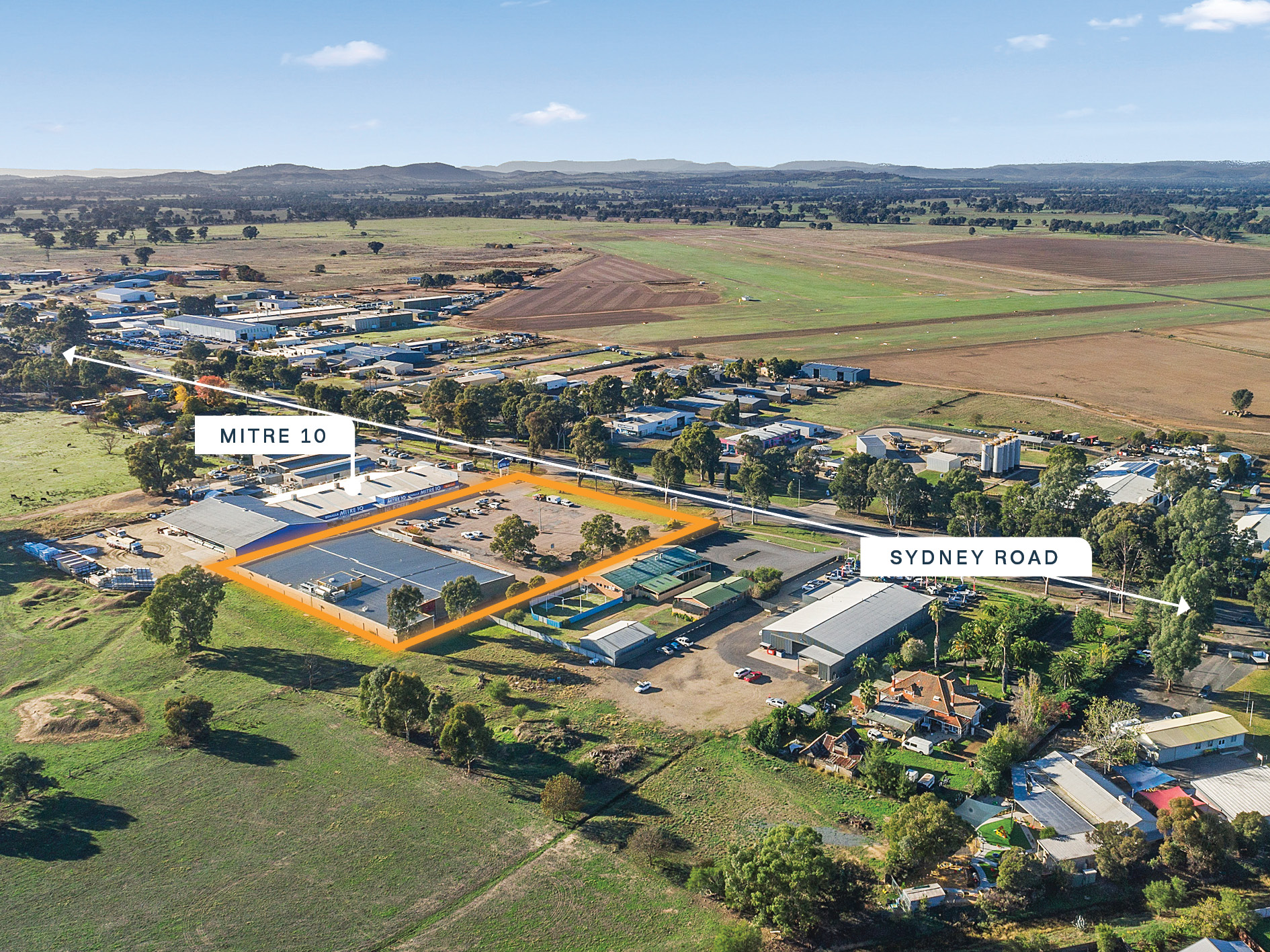 Unique Development Opportunity – 10,800sqm Site