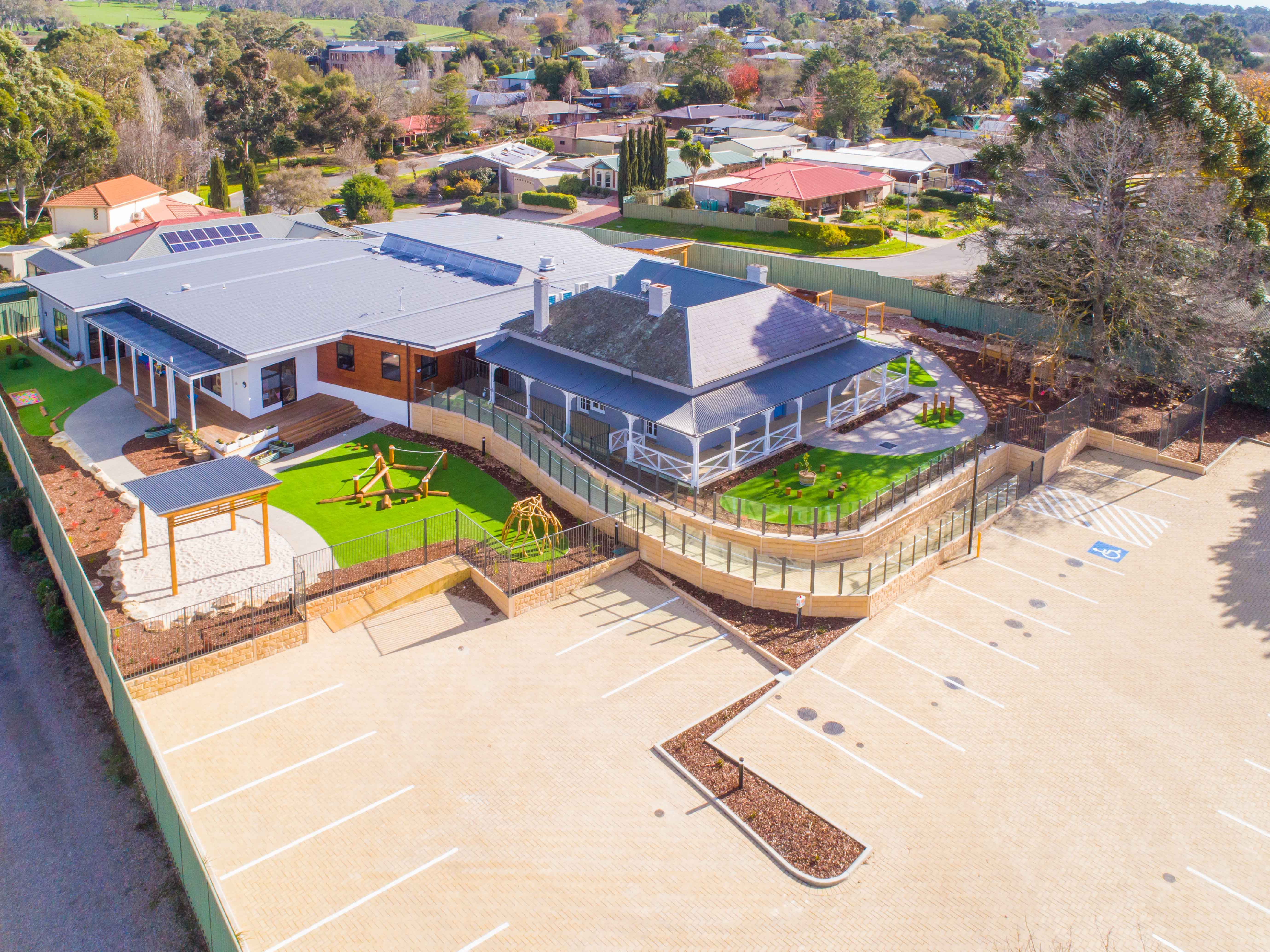 Impressive Childcare Investment  – Highly Sought After Triple Net Lease