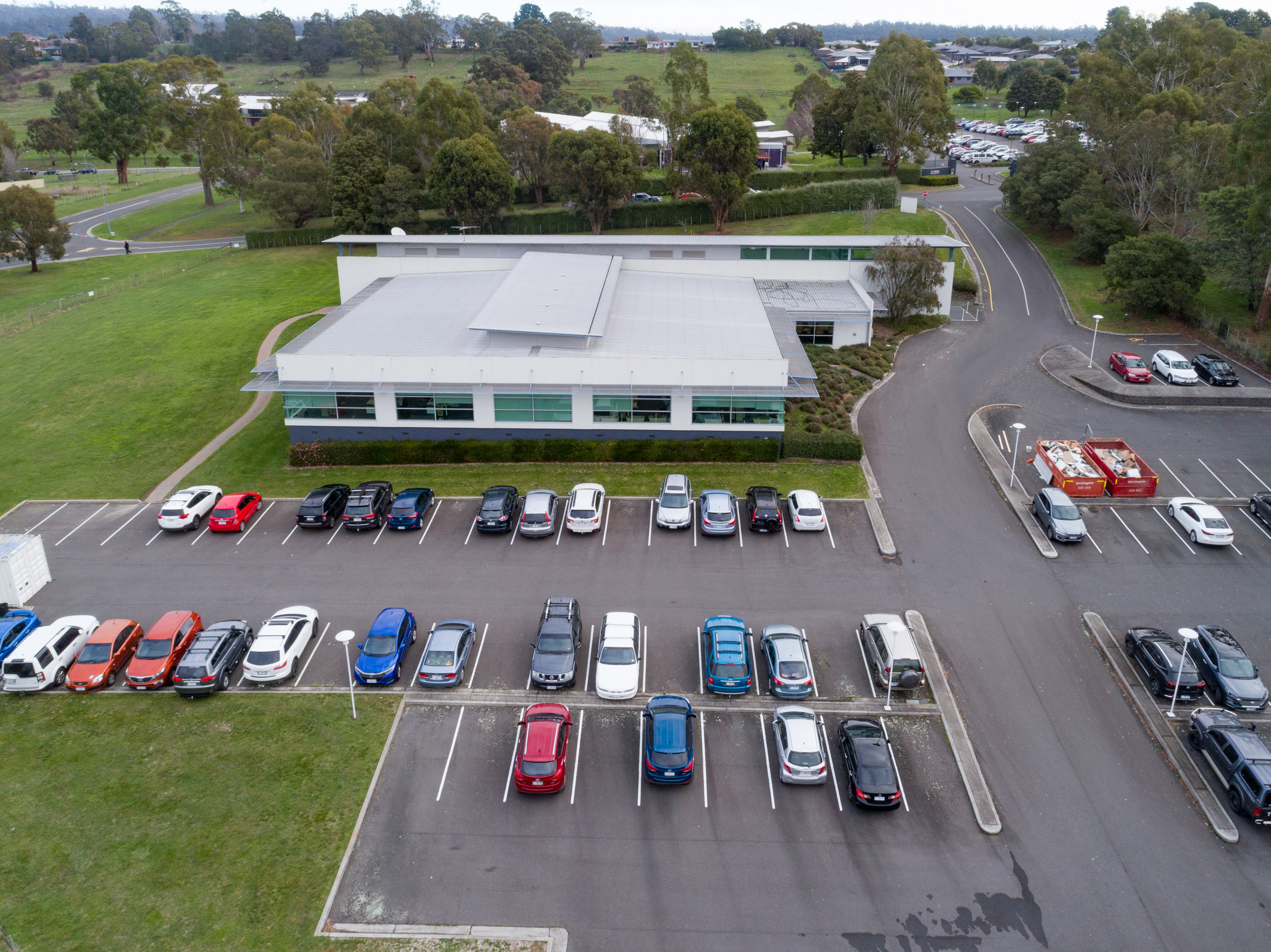 Commonwealth Government Facility- Rare Net Lease with Guaranteed Growth