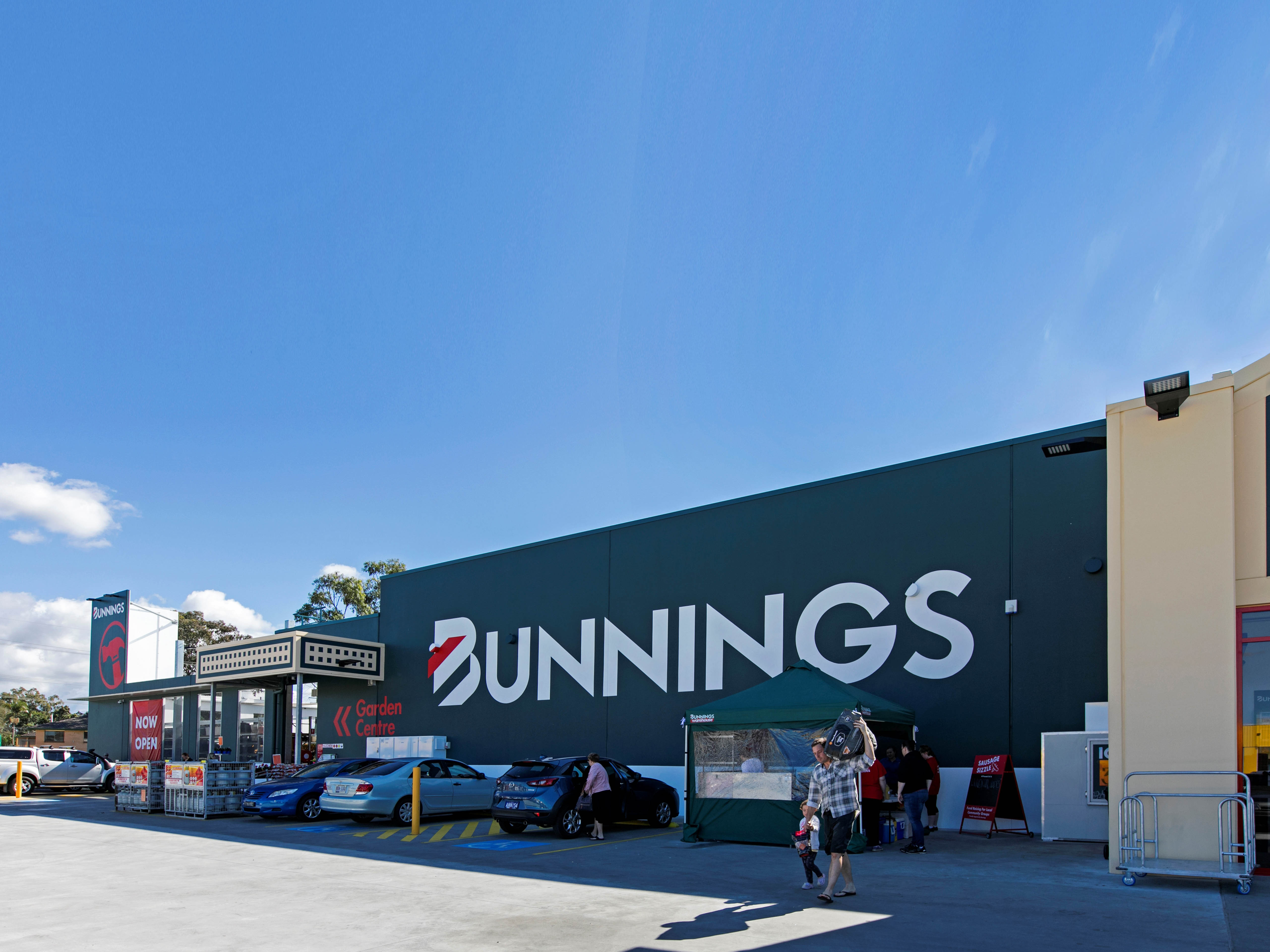 New Freestanding Brisbane Bunnings Freehold Investment