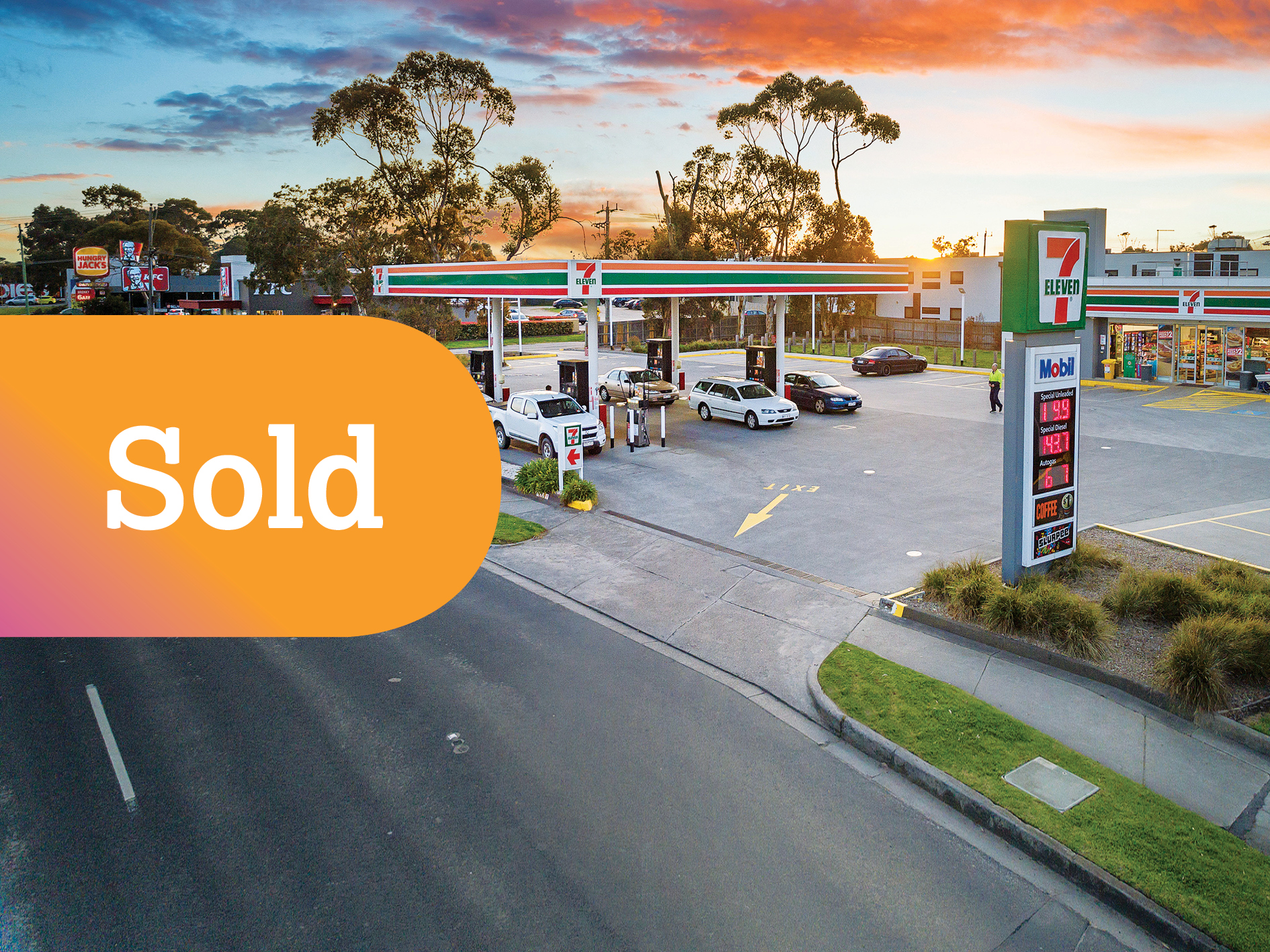 Peninsula Gateway 7-Eleven Freehold Investment