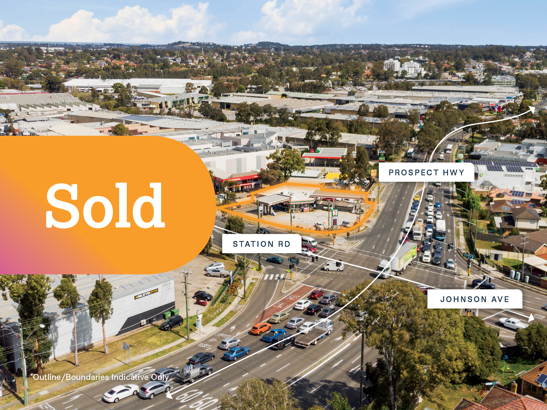 High-Profile Sydney 7-Eleven Freehold Investment