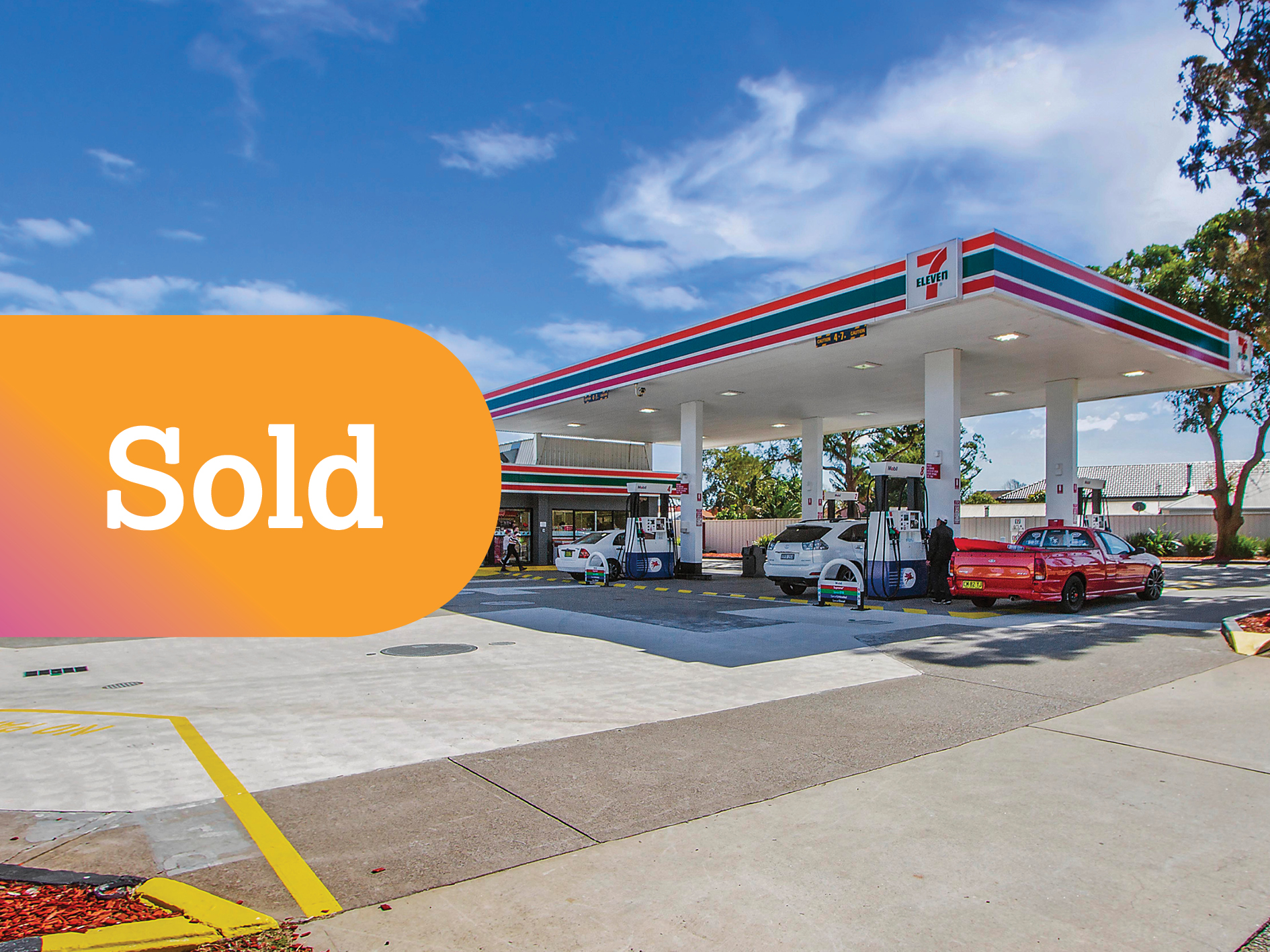 Freestanding Pacific Highway 7-Eleven Freehold Investment