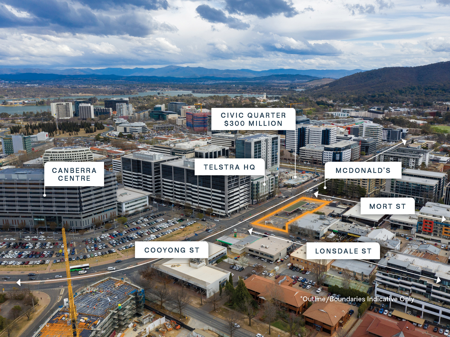 Generational Canberra CBD 7-Eleven Investment